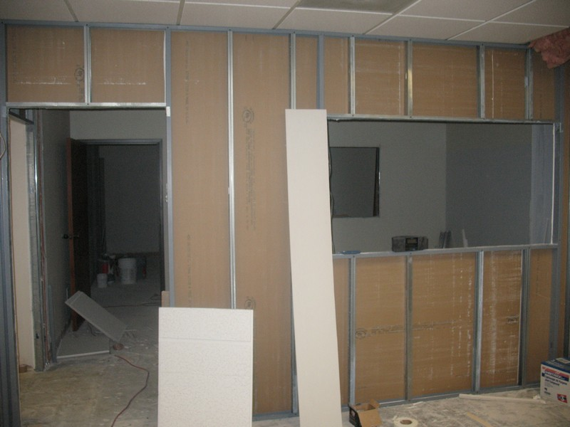 Cortex Construction - Dallas Ft Worth Commercial Finish-outs