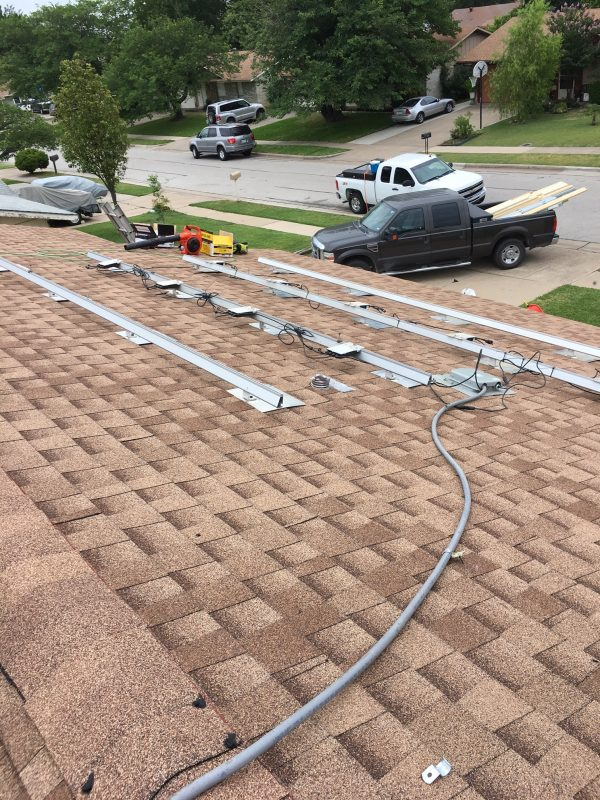 Cortex Construction, Lewisville TX Roofing Project